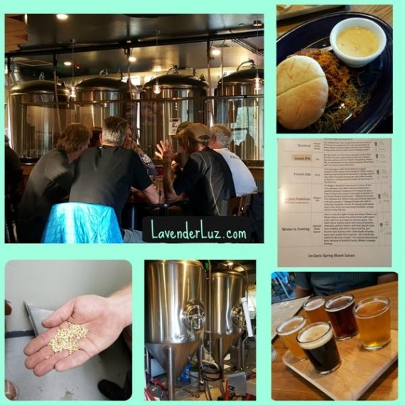 visit to the Baker's Brewery by Mile HIgh Mamas